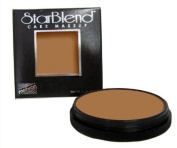 Mehron StarBlend Cake Makeup MEDIUM TAN- 60ml Wet / Dry