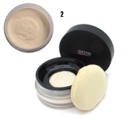 DOYA Professional Translucent Face Loose Powder,Oil-control whitening Concealing,#2