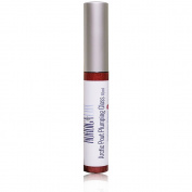 ARCTIC POUT PLUMPING GLOSS IN ICELANDIC POPPY - .3 oz/ 10ml - Increases Lip Fullness Within Minutes No Irritation - See Photo Gallery For Resuts - Micronized Hyaluronic Acid Increases Moisture & Swells Lips - 95% Organic - Organic Oils Of Caster & Coco ..