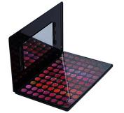 Fashion multicolor 88 colour lip gloss makeup palette