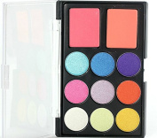 11-colour eye shadow the repair capacity blusher cosmetic Palette