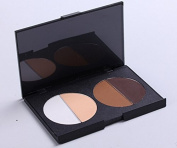 4 colour trimming powder hold & Oil Control Concealer Makeup Palette