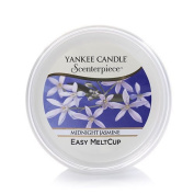 Yankee Candle Midnight Jasmine Scenterpiece Easy MeltCup, Floral Scent