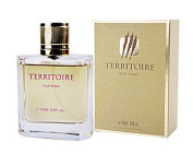 Territoire Pour Homme Gold for Men Eau De Parfum Spray 100ml