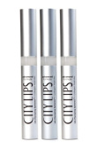 City Lips Advanced Clear Lip Plumper 3 pack
