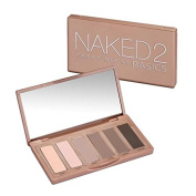 Naked2 Basics Eyeshadow Makeup Palette