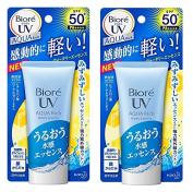 Biore Sarasara UV Aqua Rich Watery Essence Sunscreen SPF50+ PA++++ 50g