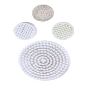 Perfect Skin Brushing System Replacement Heads - Set of 4 - Heads designed to Reduce Brown Spots - Pore Size - Acne Scans - Acne - Body Acne - Smooth Feet