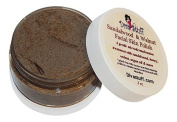 Sandalwood & Walnut Facial Skin Polish, with Argan Oil and Honey, Diva Stuff, 60ml