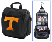 University of Tennessee Cosmetic Bag or NCAA Mens Shaving Kit - Travel Bag Tenne