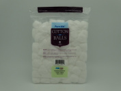 Pure-Aid Triple Size 100% Pure Cotton Balls - 100 Count