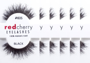 Red Cherry False Eyelashes #605