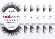 Red Cherry False Eyelashes #605