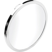 Better Living Products Twist N Lock Plus Anti-Fog Shower Mirror