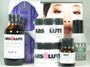 OPI Absolute Acrylic Nail Powder Liquid Trial Kit