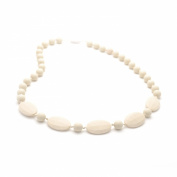 Bitey Beads Silicone Teething Nursing Necklace 80cm