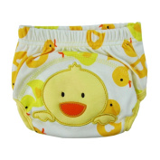 Binmer(TM) Newest Hot Sale Convenient Cute Baby Infant Printed Cloth Nappies Reusable Nappy Washable Snap Nappy