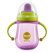 Joovy Dood Sippy Cup, Purpleness, 270ml
