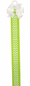 Funny Girl Designs Girls Chevron Print Hair Bow Holder - 0.9m Long!