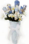 New Baby Boy Bouquet Gift