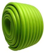 Viskey DIY Baby NBR Safety Protector Table Edge Softener 200cm *7.6cm Green