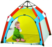 Pacific Play Tents Kids One Touch Lil' Nursery Tent, UV Treated - 90cm x 90cm x 90cm