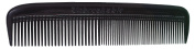 Clipper-mate Pocket Comb 13cm All Fine Teeth Made in USA - 2 combs
