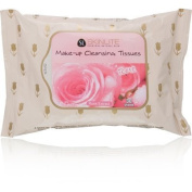 Skinlite Make-Up Cleansing Tissues - Rose Extract 30 Sheets