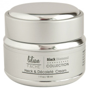 Neck & Dècolletè - By Lilian Fache - Skin Care - Anti Ageing Cream for Neck and Chest (Dècolletè) - Skin Rejuvenation for Ageing Spots and Wrinkles -Black Diamond Dust Infused - Beauty Skin Care Product - Collagen Restoring  ..
