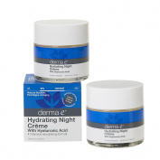 Derma e Hyaluronic Acid Night Creme Intensive Rehydrating Formula (Night Creme 60ml