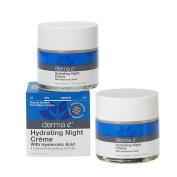 Derma e Hyaluronic Acid Night Creme Intensive Rehydrating Formula (Night Creme 60ml