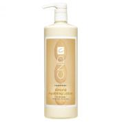 Creative Nail Design Almond Hydrating Lotion, 33 Fluid Ounce