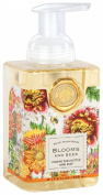 Michel Design Works Foaming Hand Soap, 530ml, Blooms and Bees