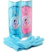 Geluscious Gel Terry Gloves 1pair/pkg, Pink
