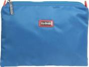 Hadaki Nylon Zip Carry All Pod Large Cosmetic Bag