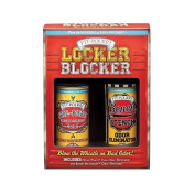 Poo Pourri Locker Blocker Gift Set - Shoe Pourri 60ml Spray & Bench the Stench 60ml Odour Eliminator Spray
