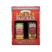 Poo Pourri Locker Blocker Gift Set - Shoe Pourri 60ml Spray & Bench the Stench 60ml Odour Eliminator Spray