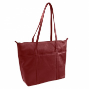 ili Leather Tote Handbag