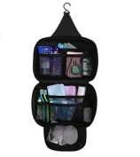 FashionBoutique Hanging Toiletry Bag - High quality travel friends