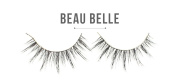 Beau Belle 'Eye Love' Lashes -- Lightweight False Eyelashes -- Natural False Eye Lashes -- Lash Eye Lash Enhancing -- Women Daily Party Makeup Long Curly False Eyelashes Black