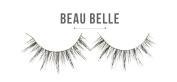 Beau Belle 'Eye Love' Lashes -- Lightweight False Eyelashes -- Natural False Eye Lashes -- Lash Eye Lash Enhancing -- Women Daily Party Makeup Long Curly False Eyelashes Black