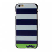ABC(TM) Fashion Striped Pattern Hard Plastic Case Cover For iphone 6 12cm