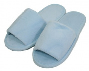 Kid's Open Toe Slippers Cotton Terry Velour Cloth Spa Hotel Girls Boys Slippers