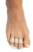 PediFix Budin Splint Triple / Three Hammer Toe Corrector Straightener