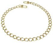 k-craft BG04 50cm Purse Metal Chain Strap Replacement Gold Crossbody Shoulder Strap Handbag