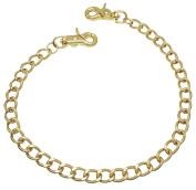 k-craft BG07 50cm Purse Metal Chain Strap Replacement Gold Crossbody Shoulder Strap Handbag