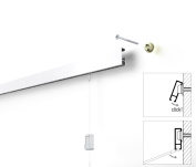 STAS Cliprail Picture Hanging System- Complete Kit