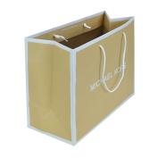 Michael Kors Shopping Bag Tan White