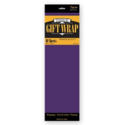 TISSUE PAPER PURPLE 10 SHEETS #34032, CASE OF 144