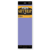 TISSUE PAPER LAVENDER 10 SHEETS #34031, CASE OF 144